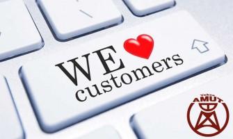 خدمات مشتری یکی از رموز موفقیت