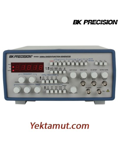 فانکشن ژنراتور مدل 4040A محصول BK Precision