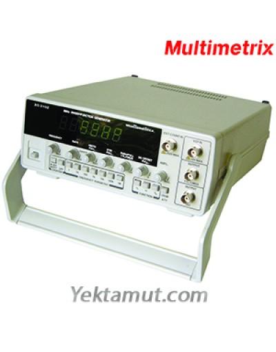 فانکشن ژنراتور مدلXG2102 مولتیمتریکس