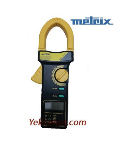 مولتیمتر کلمپی مدل MX1140 متریکس