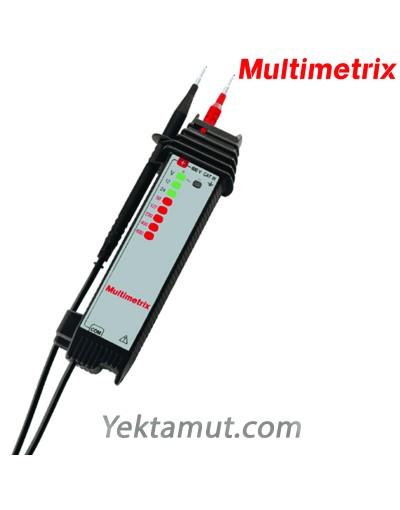 ولتاژ تستر هفت چراغه مدل VT14 مولتی متریکس