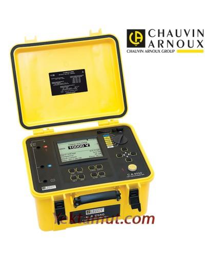 تستر مقاومت عایقی 10 کیلوولت مدل CA6550 کاوین آرنوکس