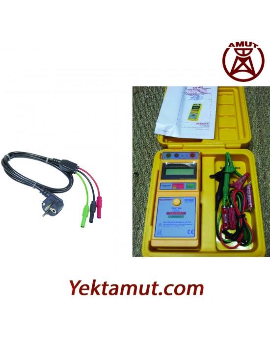 تستر لوپ و جریان اتصال کوتاه  مدل EIT800  مولتی متریکس