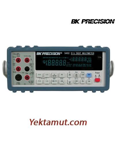 مولتیمتر رومیزی مدل 5492 محصول BK Presicion