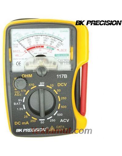 مولتیمتر مدل 117B محصول BK Precision
