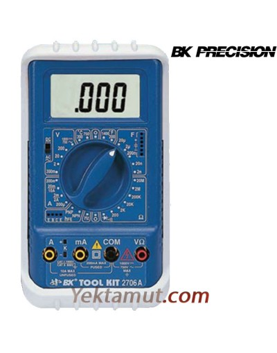 مولتیمتر مدل 2706A محصول BK Precision