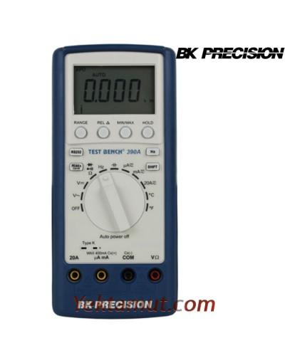 مولتیمتر دستی مدل 390A محصول BK Precision دارای رابط RS232