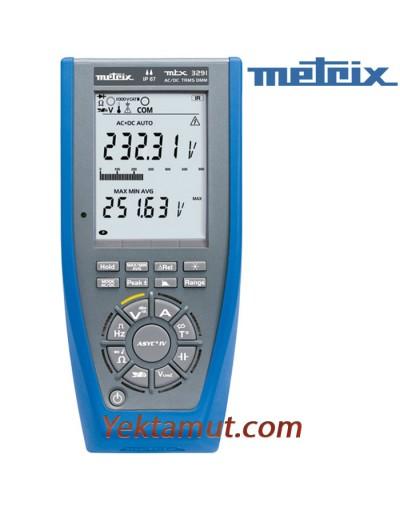 مولتی متر مدل MTX3291 متریکس