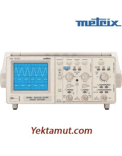 اسیلوسکوپ آنالوگ مدل OX530 متریکس - 2 کانال 30 مگاهرتز