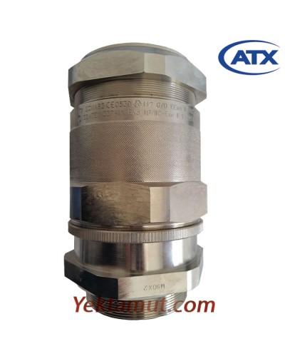 گلند کابل ATX سایز M90