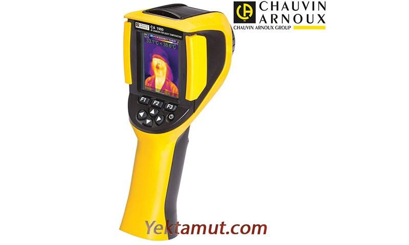 معرفی دوربین حرارتی تب سنج مدل CA1900 کاوین آرنوکس