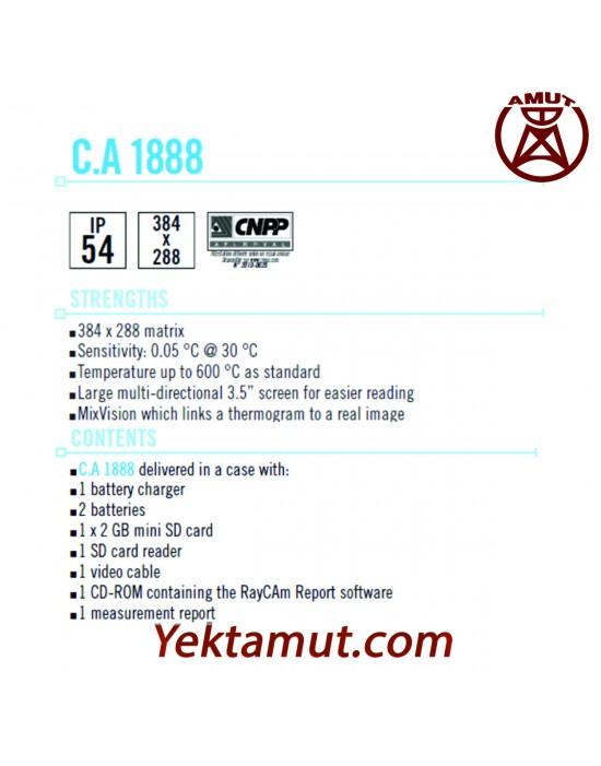 ترموویژن مدل CA1888 چاوین آرنوکس