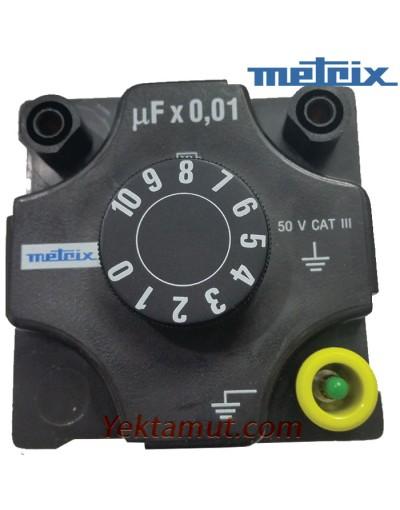 جعبه خازنی DX0052 متریکس