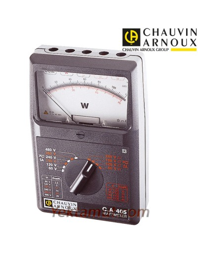 واتمتر آنالوگ مدل CA405 کاوین آرنوکس