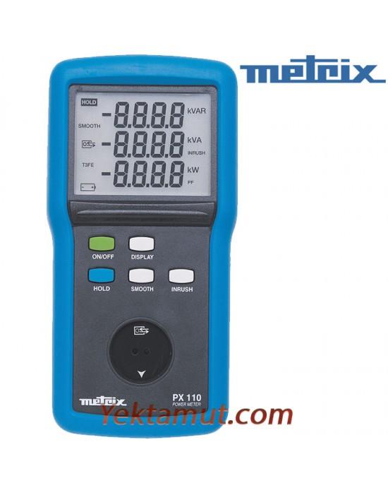 واتمتر تکفاز مدل PX110 متریکس