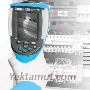 ترموویژن/ترمومتر Thermographic Camera