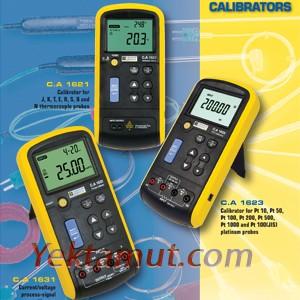 کالیبراتورها (Calibrators)