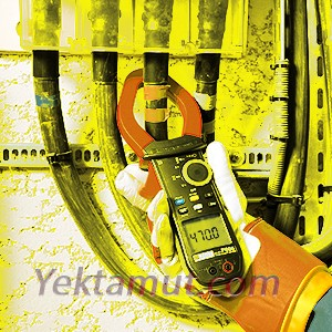 کلمپ مترها (Clamp meters)