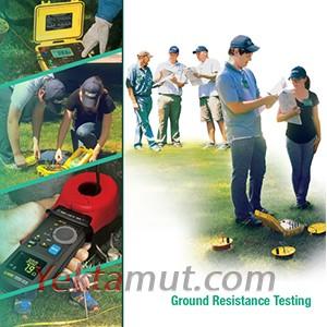تسترهای ارت / مقاومت مخصوص (Earth / Resistivity Tester)