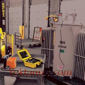 تستر تجهیزات / ماشین آلات (Machine and equipment testers)