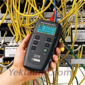 تسترهای مخابراتی / شبکه (Telecom / Network Testers)