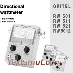 واتمترها- رفلکتومترها (wattmeters_reflectometers)